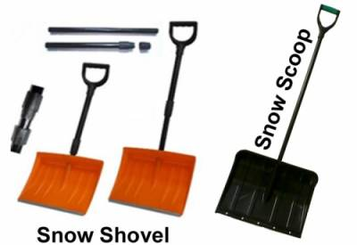 Snow Scoop or Snow Shovel